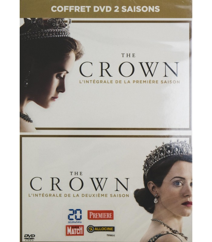 DVD The crown